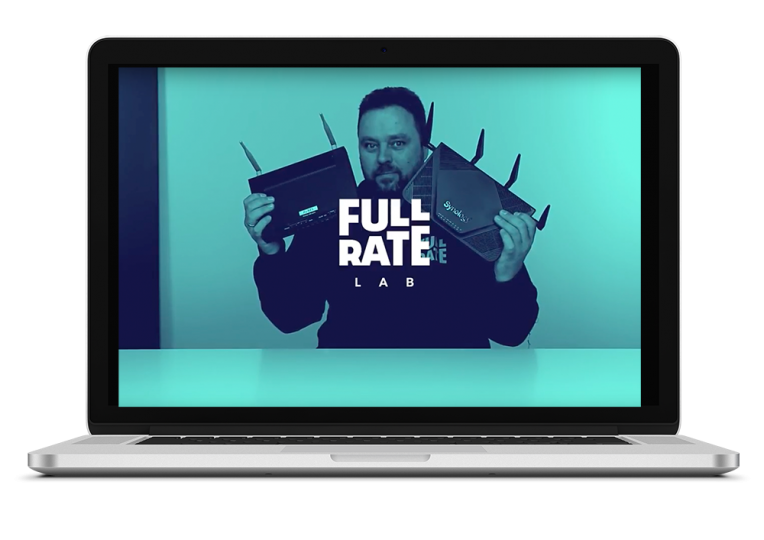 Fullrate case